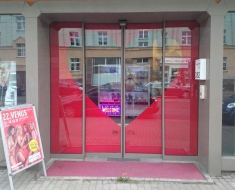 Sexshop Dresden Erotikland Eingang